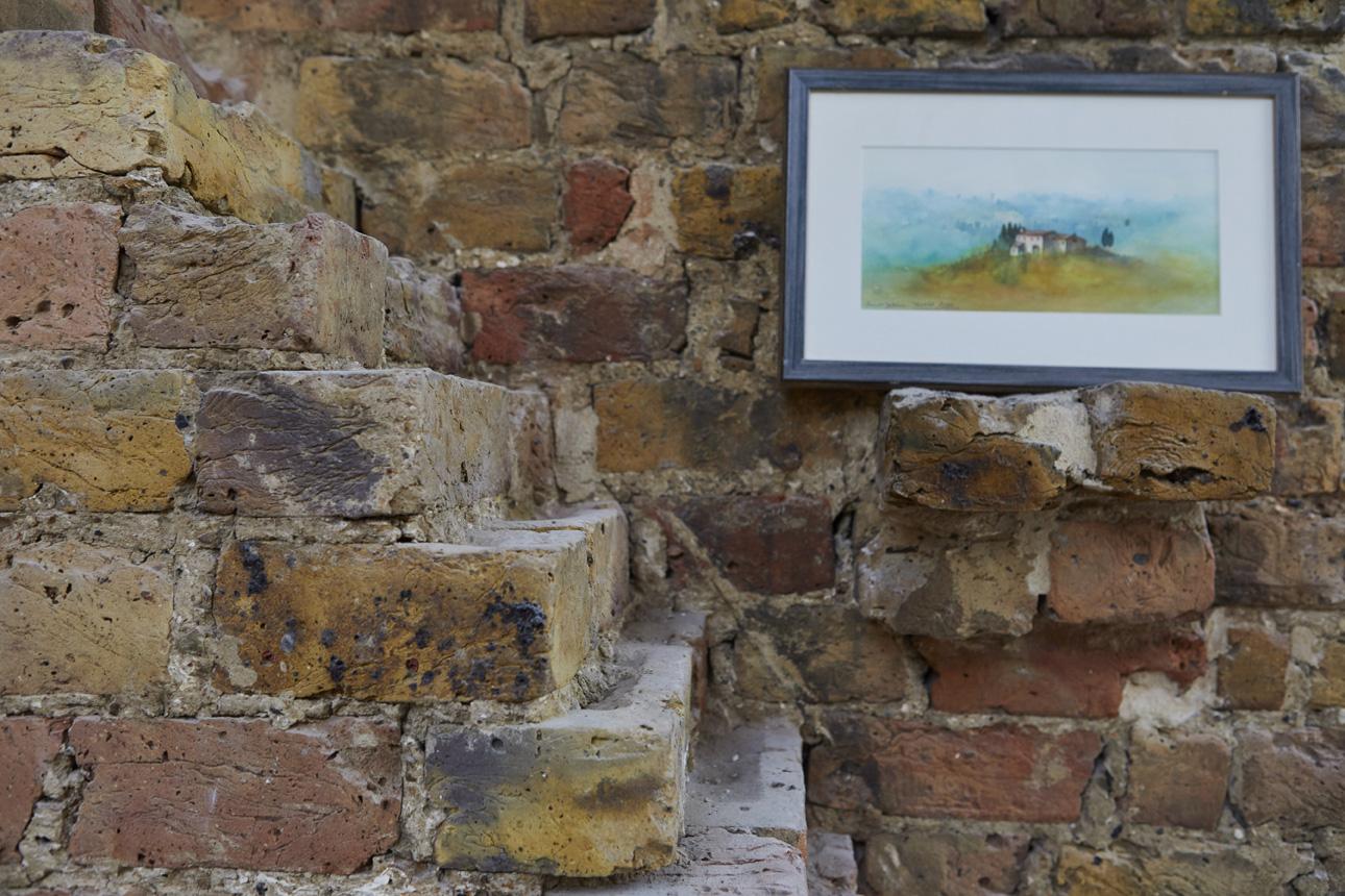 bowood brick wall